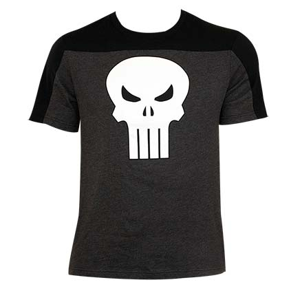 T-shirt The punisher da uomo