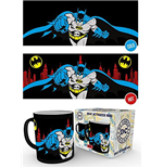 Dc Comics - Batman - Heat Change (Tazza Termosensibile)
