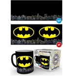 Dc Comics - Batman Logo - Heat Change (Tazza Termosensibile)