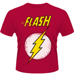 Dc Comics - Flash - Dc Originals - The Flash (T-SHIRT Unisex )