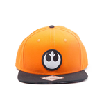 Star Wars - The Resistance Logo Snapback (Cappellino)