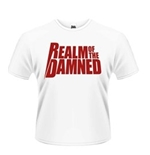 Realm Of The Damned - Red Logo (T-SHIRT Unisex )