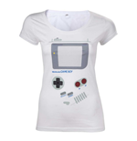 Nintendo - Gameboy (T-SHIRT Donna )