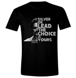 Narcos - Silver Or Lead (T-SHIRT Unisex )