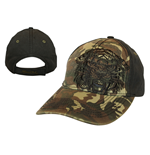 Miami Ink - Tiger Face Adjustable (cappellino)