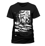 Led Zeppelin - Promo Add Black (T-SHIRT Unisex )