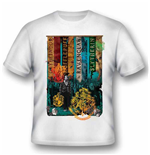 Harry Potter - Houses (T-SHIRT Unisex )