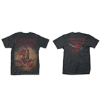 Cannibal Corpse - Chainsaw (T-SHIRT Unisex )