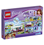 Lego 41125 - Friends - Rimorchio Veterinario Dei Cavalli