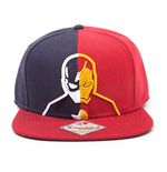 Marvel - Captain America Vs Iron Man Snapback (Cappellino)