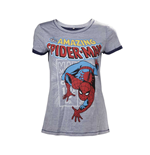 Marvel - The Amazing Spiderman (T-SHIRT Donna )