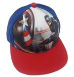 Marvel Comics - Captain America Sublimation (kids) (Cappellino)