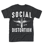 T-shirt Social Distortion 235900