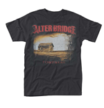 T-shirt Alter Bridge Fortress