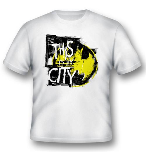 T-shirt This Is My City