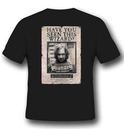 T-shirt Sirius Black