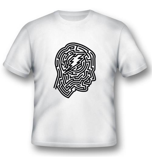 T-shirt Sheldon Brain