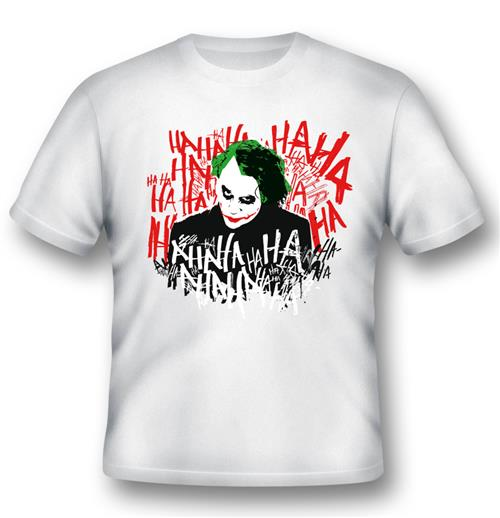 T-shirt JOKER'S Laugh