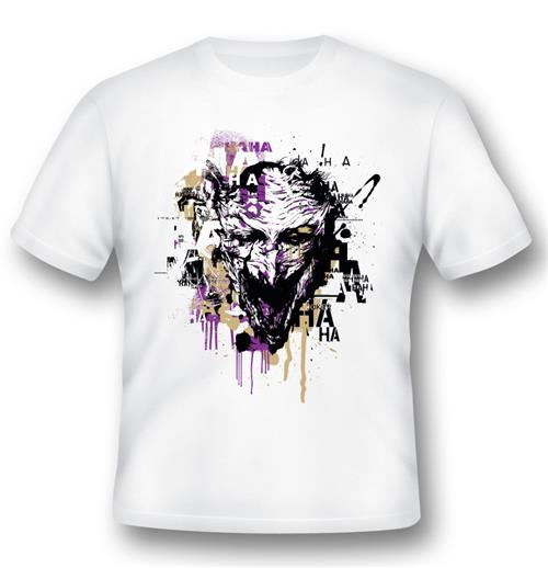 T-shirt Joker Illustration