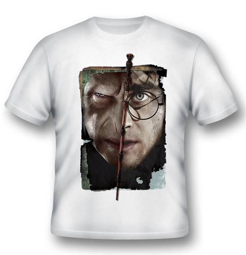T-shirt Harry Vs Voldemort