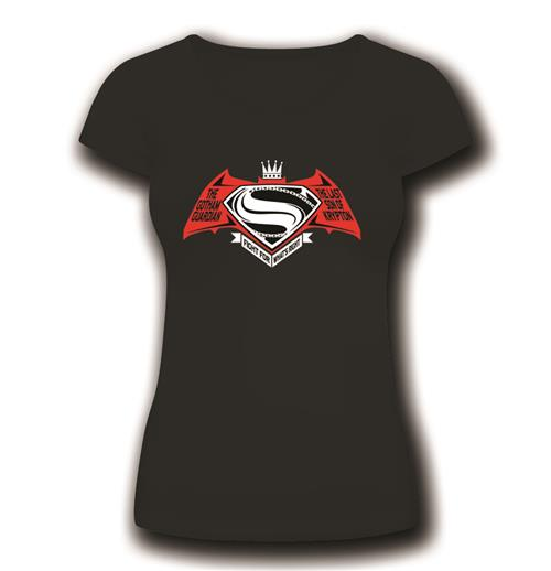 T-shirt Donna Batman V Superman Icon