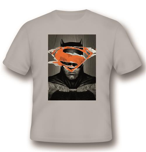 T-shirt Batman V Superman Batman Poster