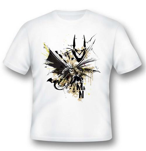 T-shirt Batman Illustration