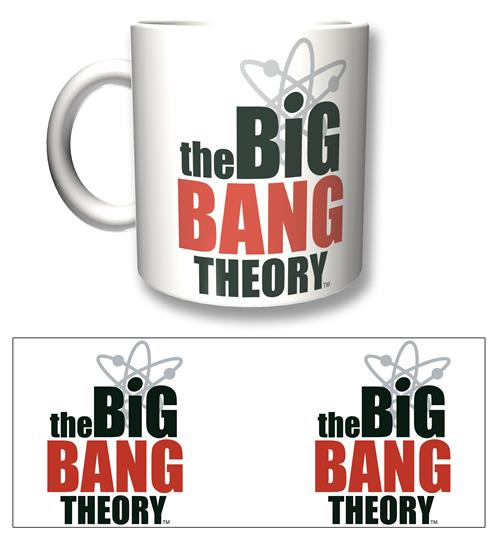 Tazza The Big Bang Theory Logo