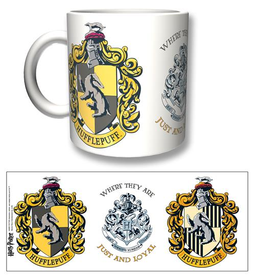 Tazza Harry Potter Hufflepuff