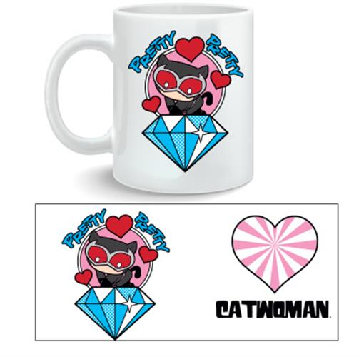 Tazza Catwoman Pretty