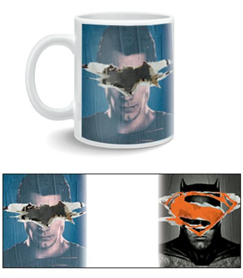 Tazza Batman V Superman Poster