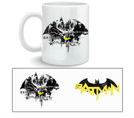 Tazza Batman Defender Of Gotham
