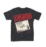 T-shirt The Exploited PUNKS NOT DEAD