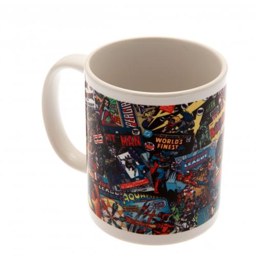 Tazza Supereroi DC Comics