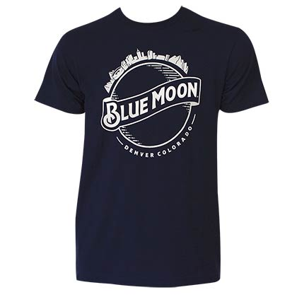 T-shirt Blue da uomo