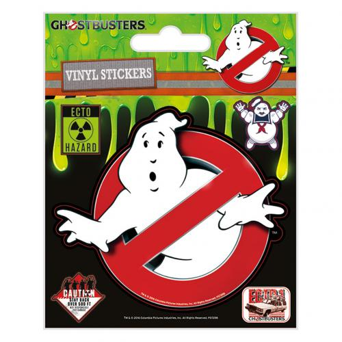 Adesivo Ghostbusters 236113