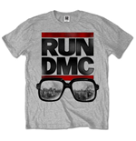 T-shirt Run DMC Glasses NYC