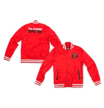 Rolling Stones (THE) - ZC15 Red Cotton Varsity (giacca Unisex )