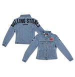 Rolling Stones (THE) - Arch Logo Denim (giacca Donna )