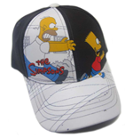 Cappellino Simpsons (The) - Bart & Homer per bambini