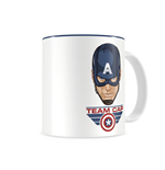 Tazza Captain America 236489