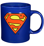 Tazza Superman Dark Logo