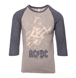 AC/DC - Photo (T-SHIRT Manica 3/4 Unisex )