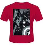 Avengers - Age Of Ultron - Black Avengers (T-SHIRT Unisex )