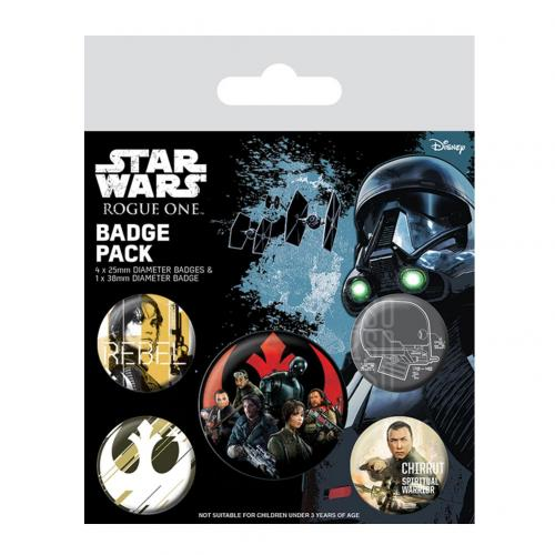 Set Spillette Star Wars Rebel
