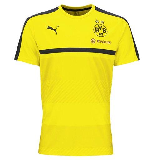 Maglia allenamento Borussia Dortmund 2016-2017 (Giallo)