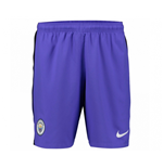 Pantaloncini Short Manchester City 2016-2017 Third (Viola)