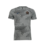 T-shirt Paris Saint-Germain 2016-2017 (Bianco/nero)