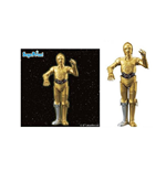 Star Wars - Premium Figure C-3PO Scala 1:10 (Altezza 17 Cm)