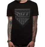 Kiss - Army Distressed (T-SHIRT Unisex )